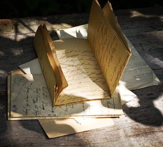 veilles lettres